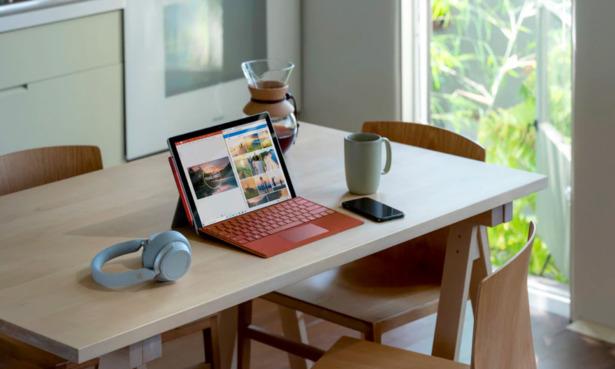 Microsoft Surface Pro 7 Platinum