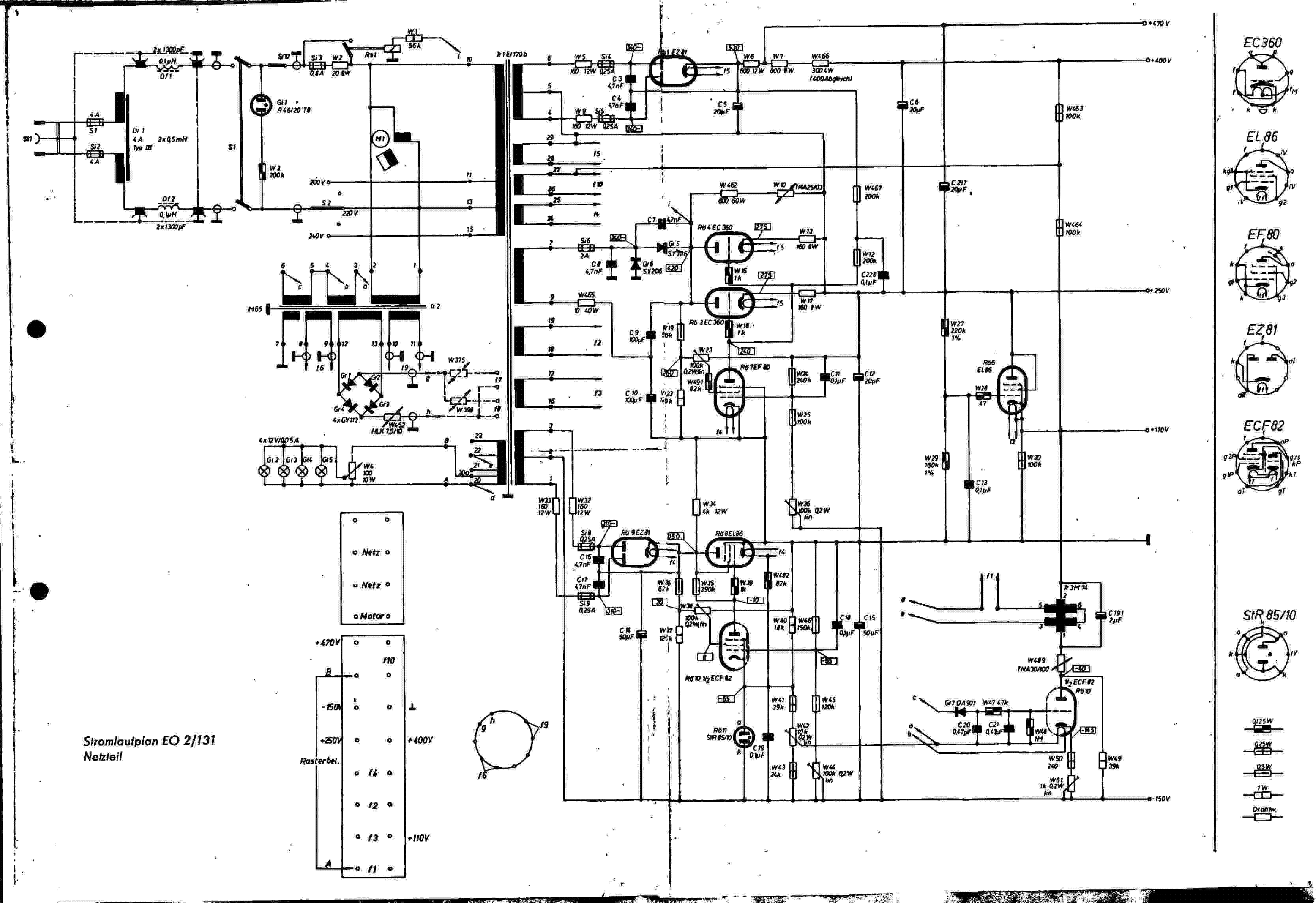 Oscilloscope Schematics For Free