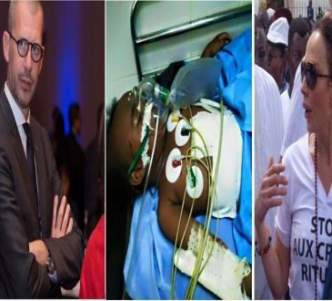Gabon-Eventrement d'une fillette à Libreville : Toujours  pas un mot officiel de Sylvia BONGO ou de Guillaume ADAM