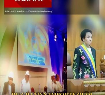 MOGABO- Devoir de réserve : Le mélange des genres avec Lucie Milebou Aubusson, Présidente du SENAT