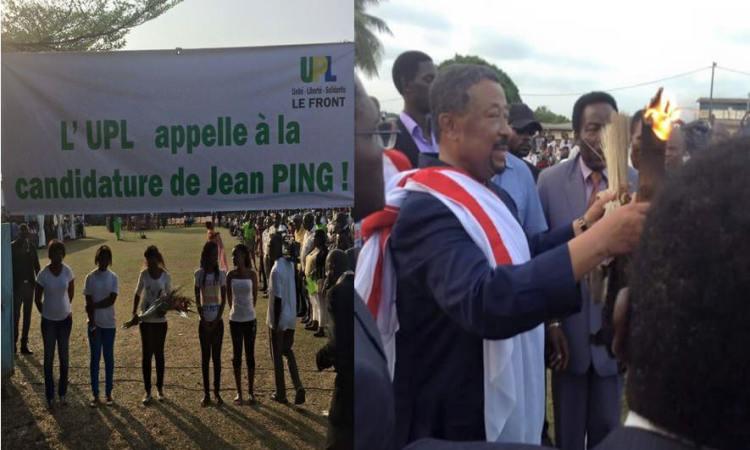 Présidentielle 2016 – LES CHOSES DU GABON : JEAN EYEGHE NDONG  a choisi officiellement JEAN PING