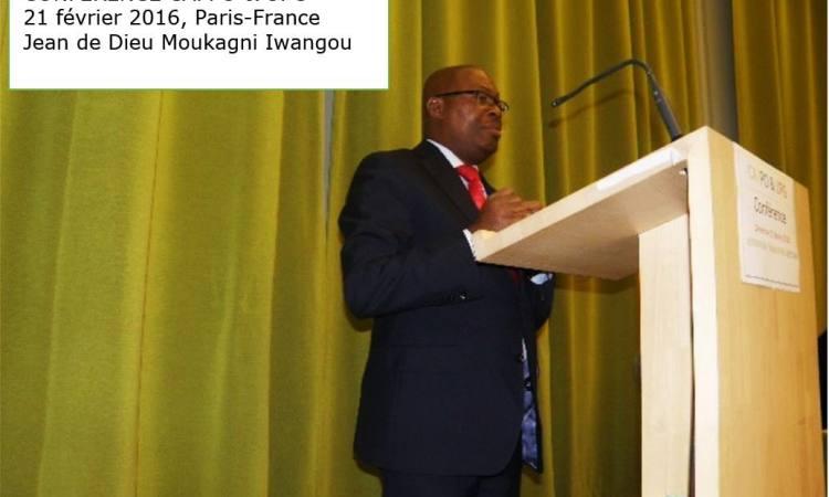 Gabon-Candidat de l'opposition :  La vérité sur la désignation de JEAN PING