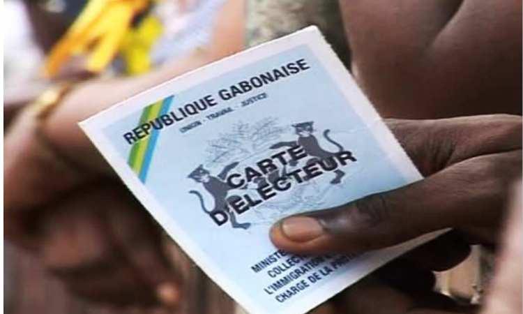 """Cartes d electeur Gabonaise 00 - """"J-3"""" avant Présidentielle au Gabon : diaspora gabonaise de France, la date limite de retrait des cartes est fixée au 25 août"""