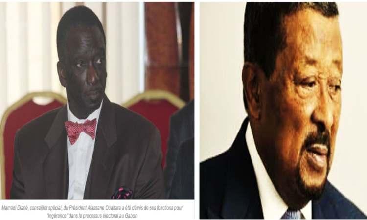 Scandale-Désinformation : Jean Ping & Mamadi Diané, ingérence dans le processus électoral au Gabon