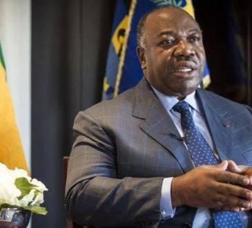 Ali Bongo Ondimba sur RFI