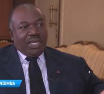 GABON: Entretien exclusif de TV5MONDE avec Ali Bongo Ondimba