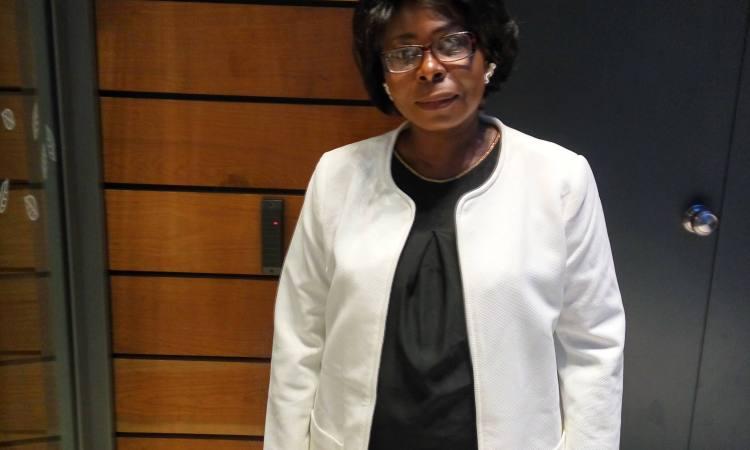 Anne Marie DWORACZEK BENDOME - Réélection de SEM Ali BONGO ONDIMBA : Vives et chaleureuses félicitations