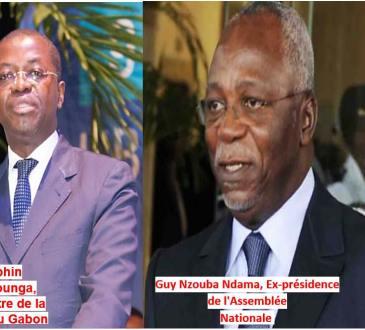 GABON : Séraphin Moudounga rejoint son mentor Guy Nzouba Ndama