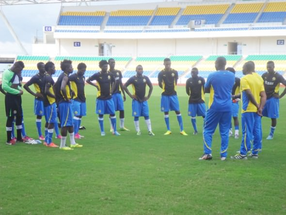 CAN U17 le Niger élimine le Gabon après un nul 3 3 - CAN U17 : le Niger élimine le Gabon après un nul (3-3)