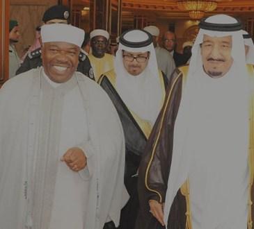 Diversification de l'économie : Ali Bongo pour le modèle saoudien