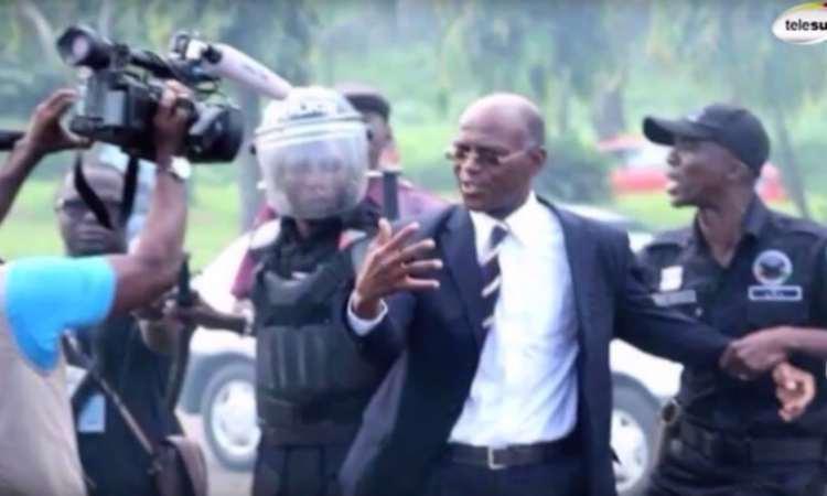 Côte d'Ivoire : manifestation de l'opposition contre la nouvelle Constitution