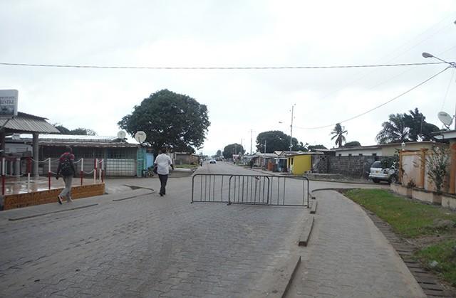 PGP1 1 - Port-Gentil : Réunion sous surveillance policière des partisans de Ping