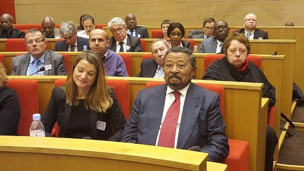 Ping et Moundounga au colloque sur l'avenir de l'Afrique à Paris - Ping et Moundounga au colloque sur l'avenir de l'Afrique à Paris