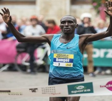 Marathon du Gabon : Le Kenyan Samson Bungei au pinacle !