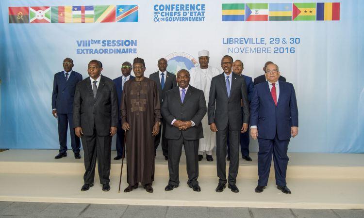 GABON : 8ème Sommet de la CEEAC à Libreville