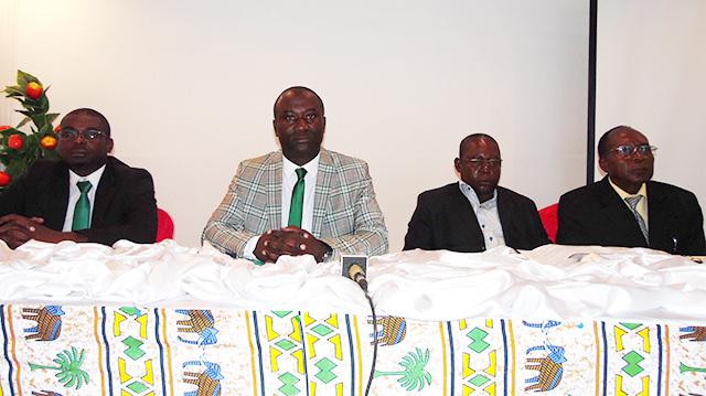 RRI - Crise postélectorale : L'appel de Thierry Alain Moukwangui Madoungou