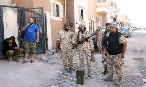 b5929d54aef769c4 71f02 - Libye : l'armée américaine termine l'opération contre l'EI à Syrte