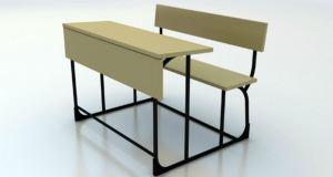 Les élèves du lycée d'etat réclamaient des table-bancs