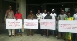 Grève à Shell Gabon : La menace de l'ONEP