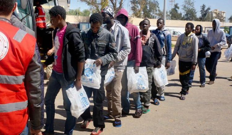 Les migrants Africains en Libye - Libye : Le calvaire des autres Africains