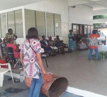 mairie POG2 - Mairie de Port-Gentil : La grève pas encore désamorcée