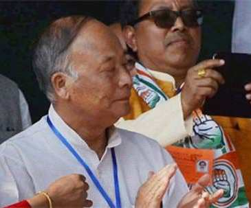 Manipur Governor asked to resign immediately from Chief Minister Okram Ibobi Singh