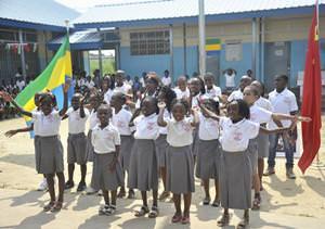 ecole gabon - Sauver l'année scolaire, un enjeu majeur au Gabon et en Afrique centrale