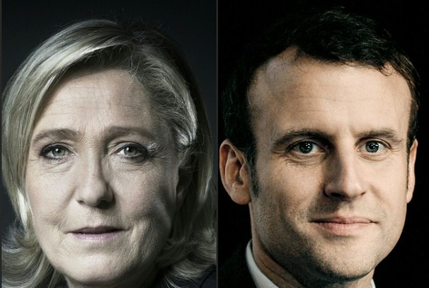 france macron le pen le duel a distance - France / Macron – Le Pen : Le duel à distance
