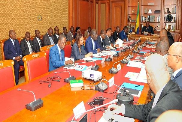 Gabon : Le Conseil présidentiel sur les infrastructures s'est tenu à Libreville