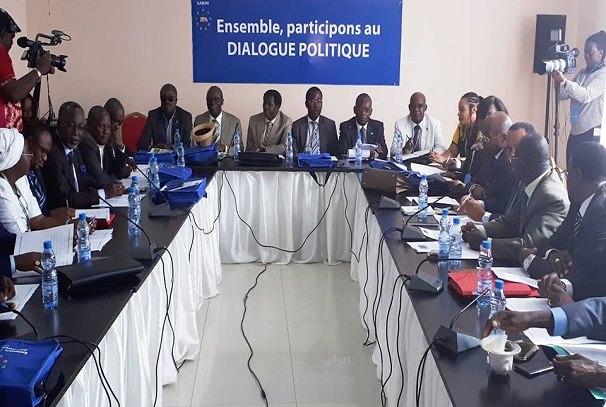 Dialogue national au Gabon : Suspension minime des travaux mais tout est revenu à la normale