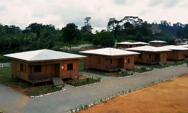 Inauguration du 1er village écologique au Gabon