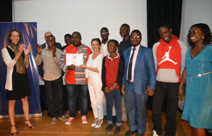 la france decerne le 1er prix du concours coopinnov a ja gabon - La France décerne le 1er prix du concours «Coop'Innov» à JA Gabon