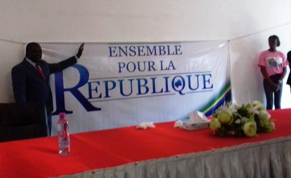 Minlama Mintogo créé son parti en s'inspirant d'Emmanuel Macron
