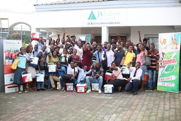 programme its tyme appui a pres de 90 jeunes entrepreneurs gabonais - Programme ITS TYME : Appui à près de 90 jeunes entrepreneurs gabonais