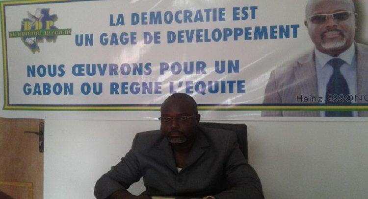 dialogue politique au gabon le bdp appelle a la mise en oeuvre des resolutions - Dialogue politique au Gabon : Le BDP appelle à la mise en œuvre des résolutions