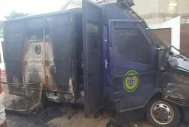 gabon incendie de port gentil une enquete ouverte - Gabon / Incendie de Port-Gentil : Une enquête ouverte