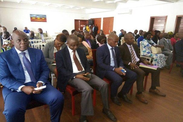 gabon les inspecteurs formes sur le trafic denfants - Gabon : Les inspecteurs formés sur le trafic d'enfants
