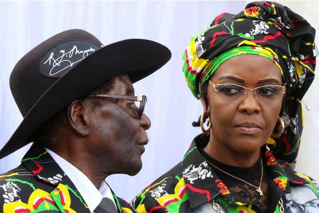 Zimbabwe : toujours en Afrique du Sud, Grâce Mugabe réclame l'immunité diplomatique