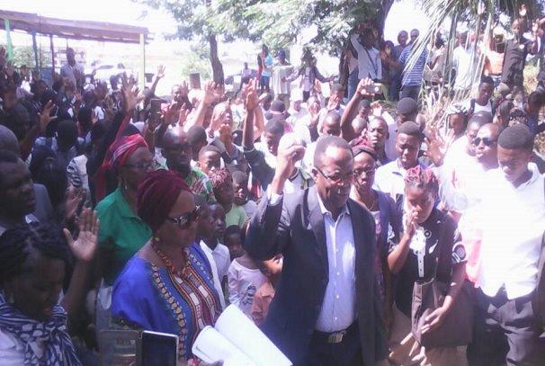 Gabon : De l'électricité dans l'air à Akanda