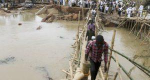 De fortes pluies font plus de 100.000 déplacés dans le sud-est du Nigéria