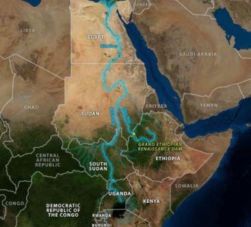 Éthiopie : le barrage Grand Renaissance inquiète l'Égypte