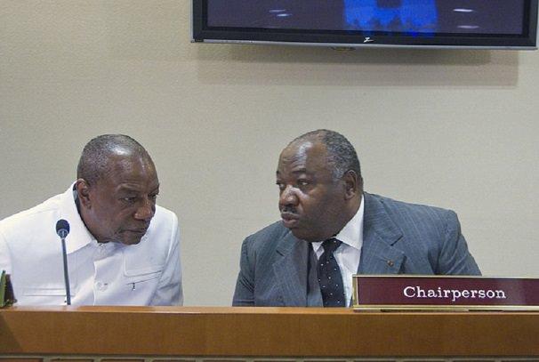 lutte contre les changements climatiques ali bongo ondimba reitere son engagement - Lutte contre les changements climatiques : Ali Bongo Ondimba réitère son engagement