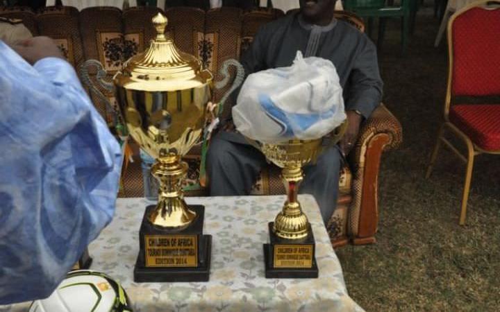 Football : apothéose à Bouaké de la 4è édition du tournoi Dominique Ouattara