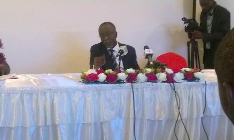 RPG: Après son exclusion; Raymond Placide Ndong Meyo '' j'ai été exclu pour indiscipline par une autorité indisciplinée''