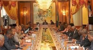 Gabon : Le gouvernement fixe le cap