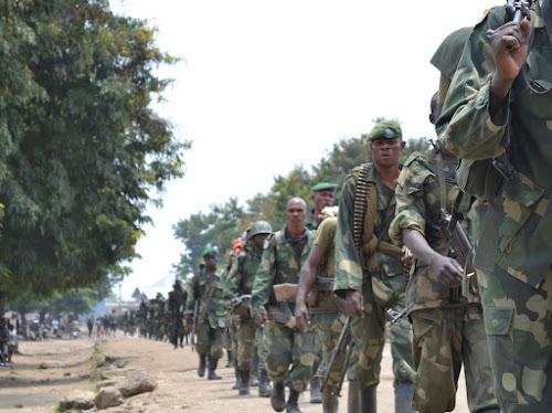 nord kivu des combats opposent les fardc aux miliciens apcls sur la colline kitobo - Nord-Kivu : des combats opposent les FARDC aux miliciens APCLS sur la colline Kitobo