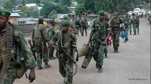 rdc larmee tue 10 miliciens a lubero - RDC: l'armée tue 10 miliciens à Lubero