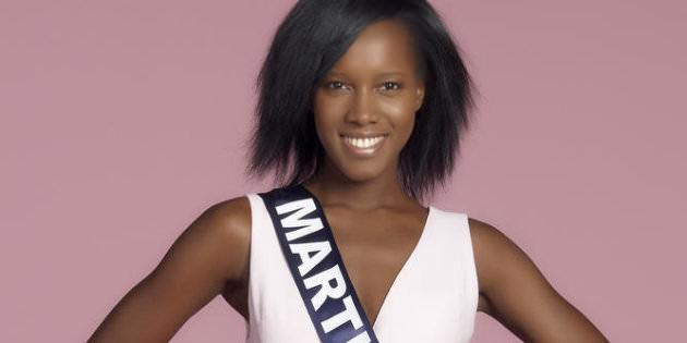 Polémique autour des cheveux lisses de Miss Martinique
