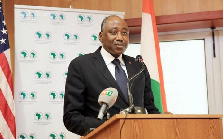 Amadou Gon lance la stratégie nationale AGOA