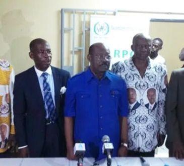 Rassemblement pour le Gabon : Succession « douloureuse » de Paul Mba Abessole !